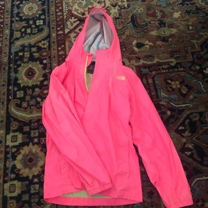 Kids Northface Rain Jacket